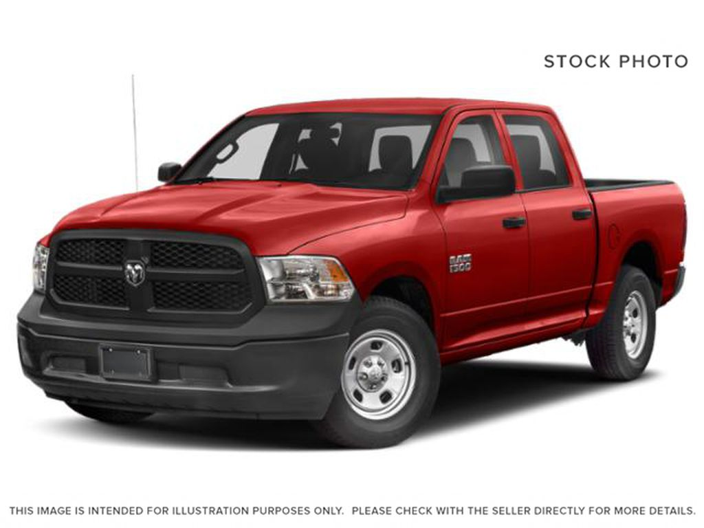 Red[Bright Red] 2019 Ram 1500 Classic