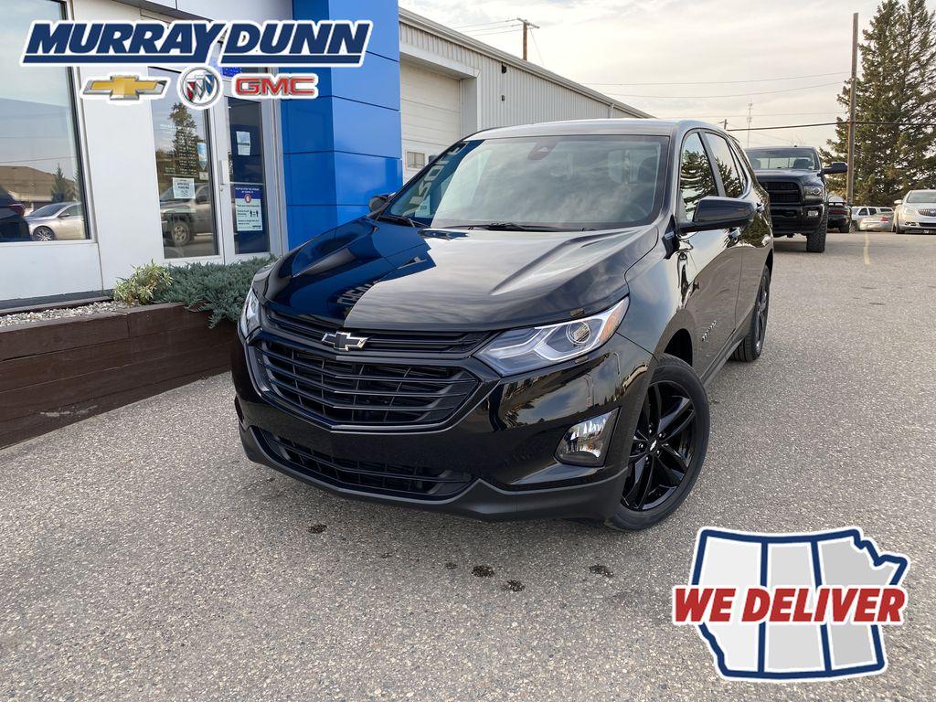 Black[Mosaic Black Metallic] 2021 Chevrolet Equinox LT