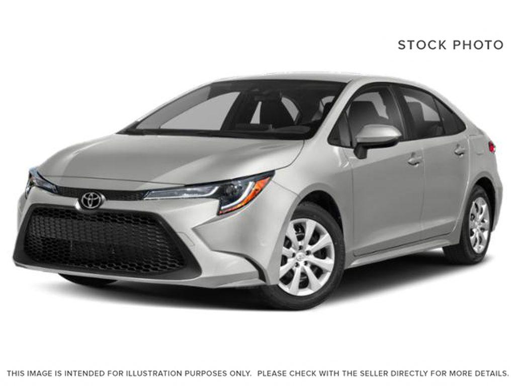 Silver[Classic Silver Metallic] 2022 Toyota Corolla
