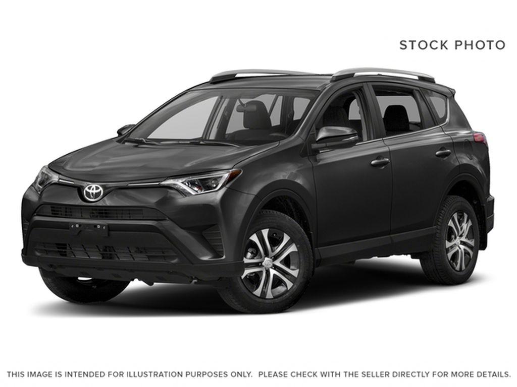 Gray[Magnetic Grey Metallic] 2018 Toyota RAV4