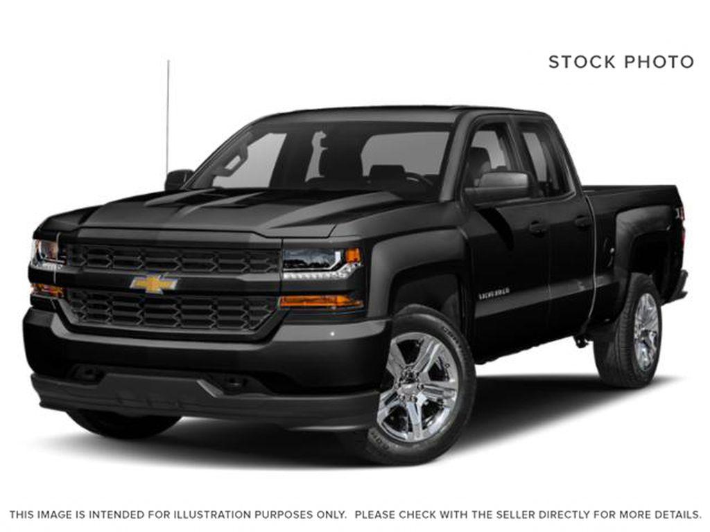 Black[Black] 2018 Chevrolet Silverado 1500