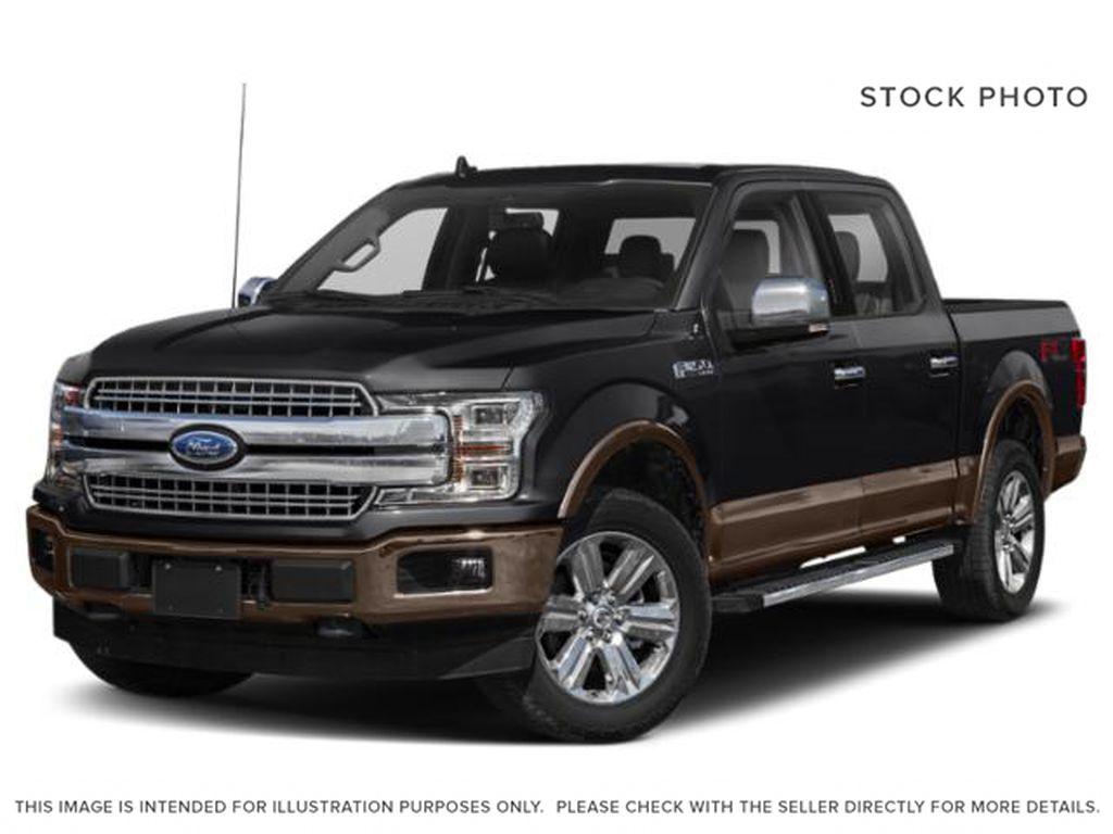 Black[Agate Black] 2019 Ford F-150
