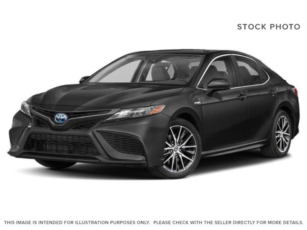 Black[Midnight Black Metallic] 2021 Toyota Camry