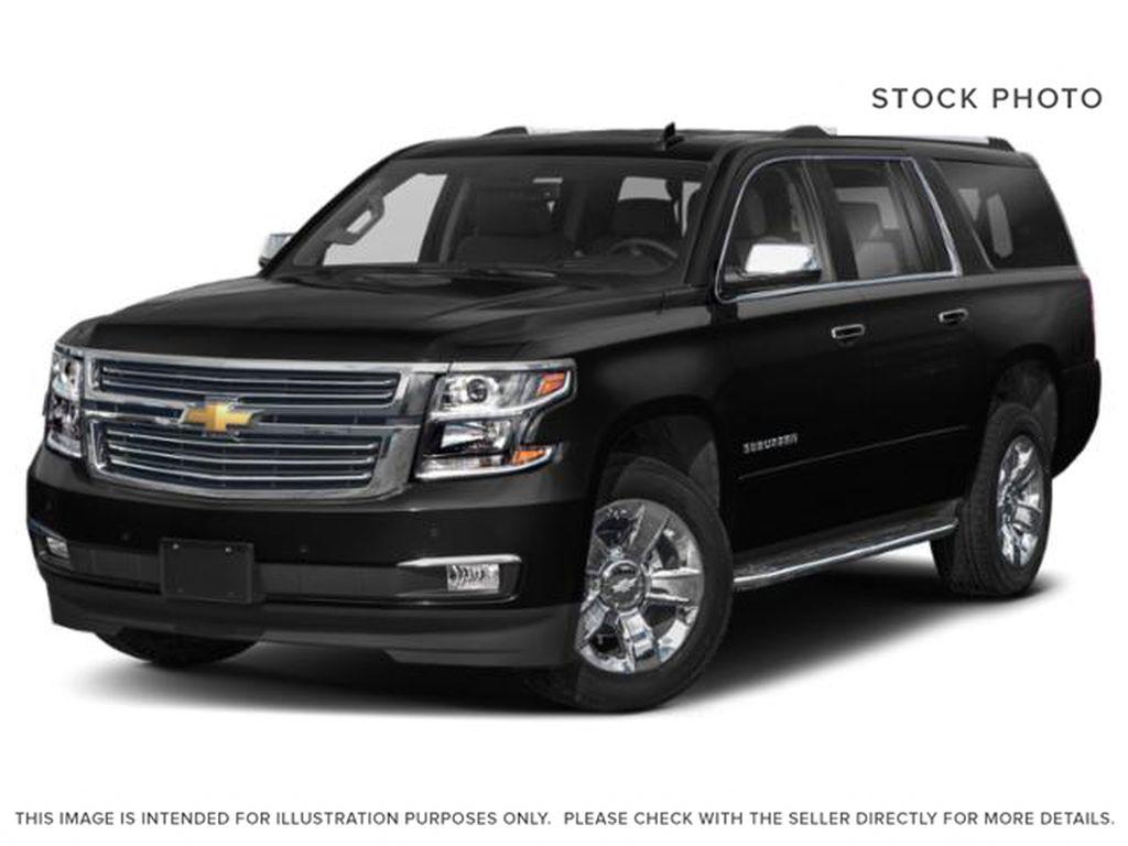 Black[Black] 2020 Chevrolet Suburban Premier
