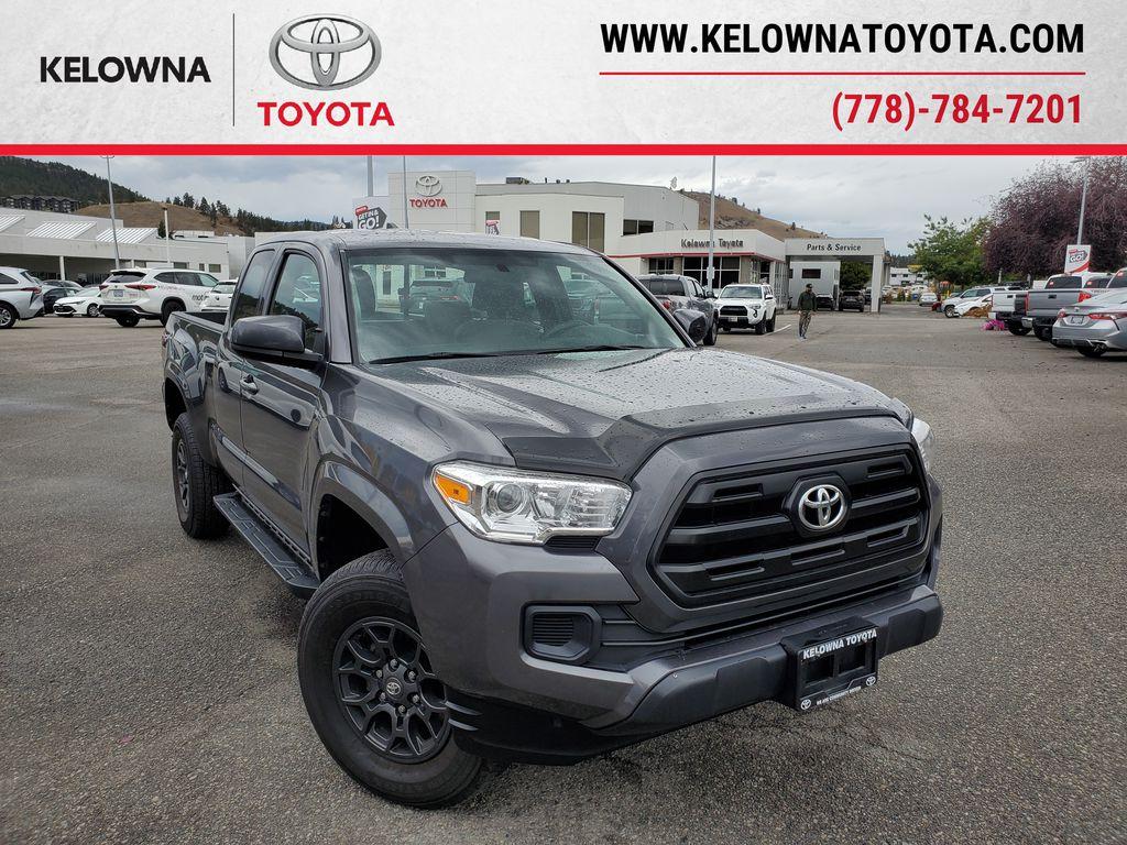 Gray[Magnetic Grey Metallic] 2016 Toyota Tacoma SR+ 2WD