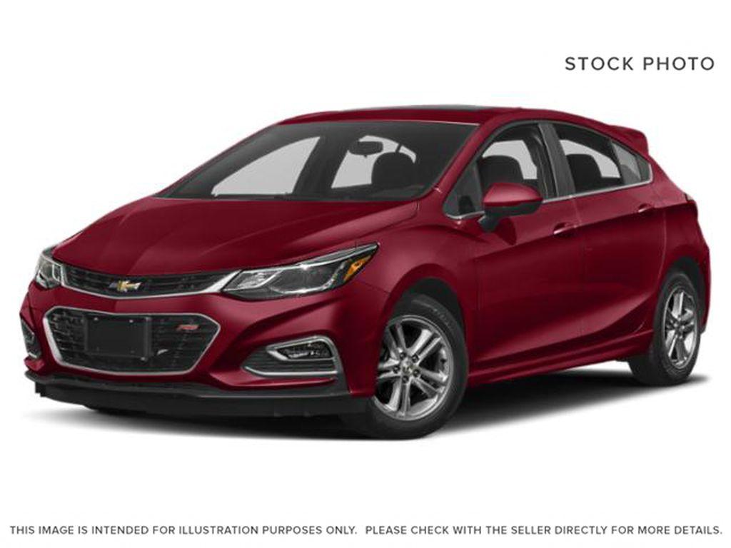 Red[Cajun Red Tintcoat] 2018 Chevrolet Cruze LT