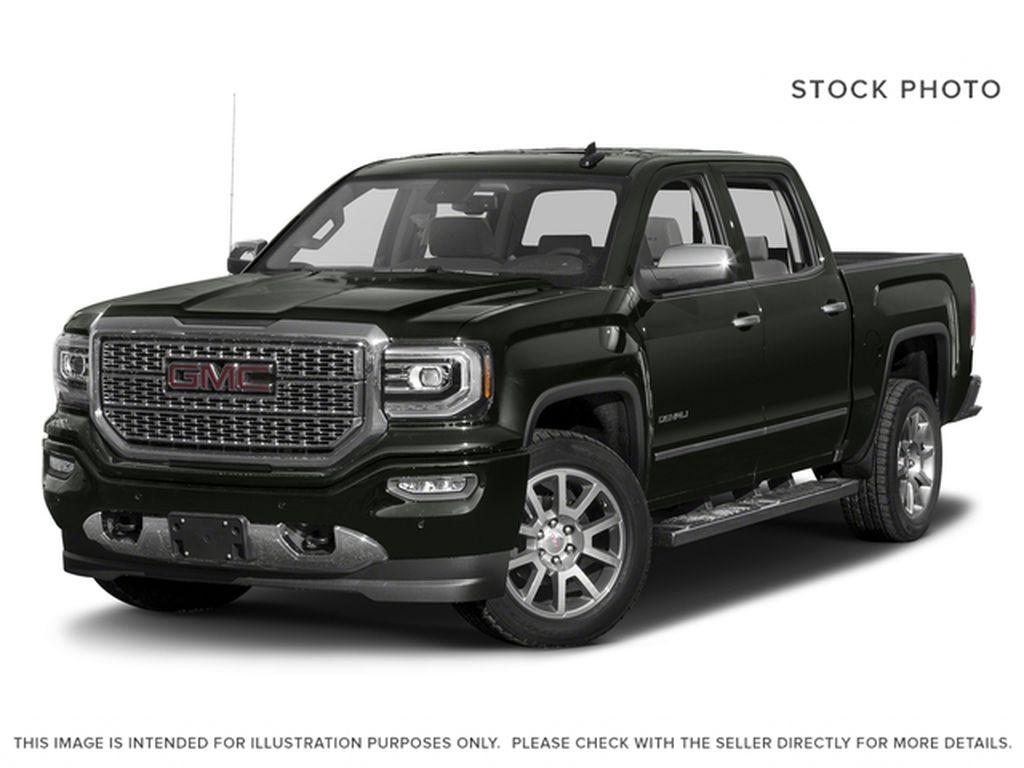 Gray[Dark Slate Metallic] 2018 GMC Sierra 1500
