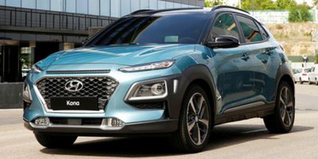 Silver[Lake Silver] 2020 Hyundai Kona