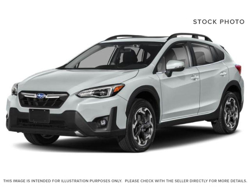 Magnetite Grey 2021 Subaru Crosstrek