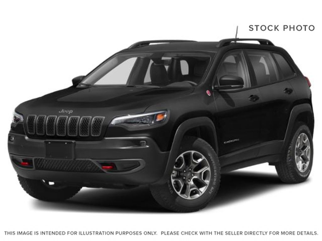Black[Diamond Black Crystal Pearl] 2021 Jeep Cherokee