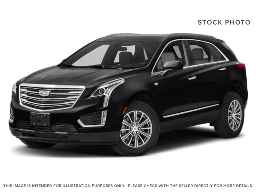 Black[Stellar Black Metallic] 2019 Cadillac XT5