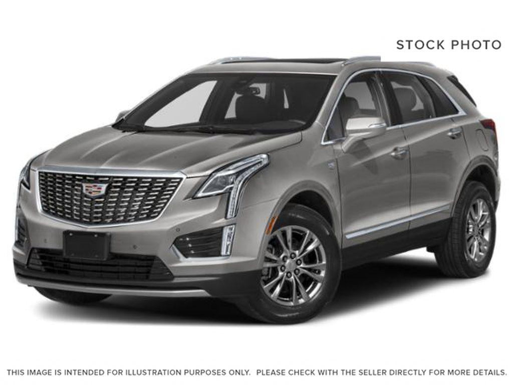 Black[Stellar Black Metallic] 2022 Cadillac XT5