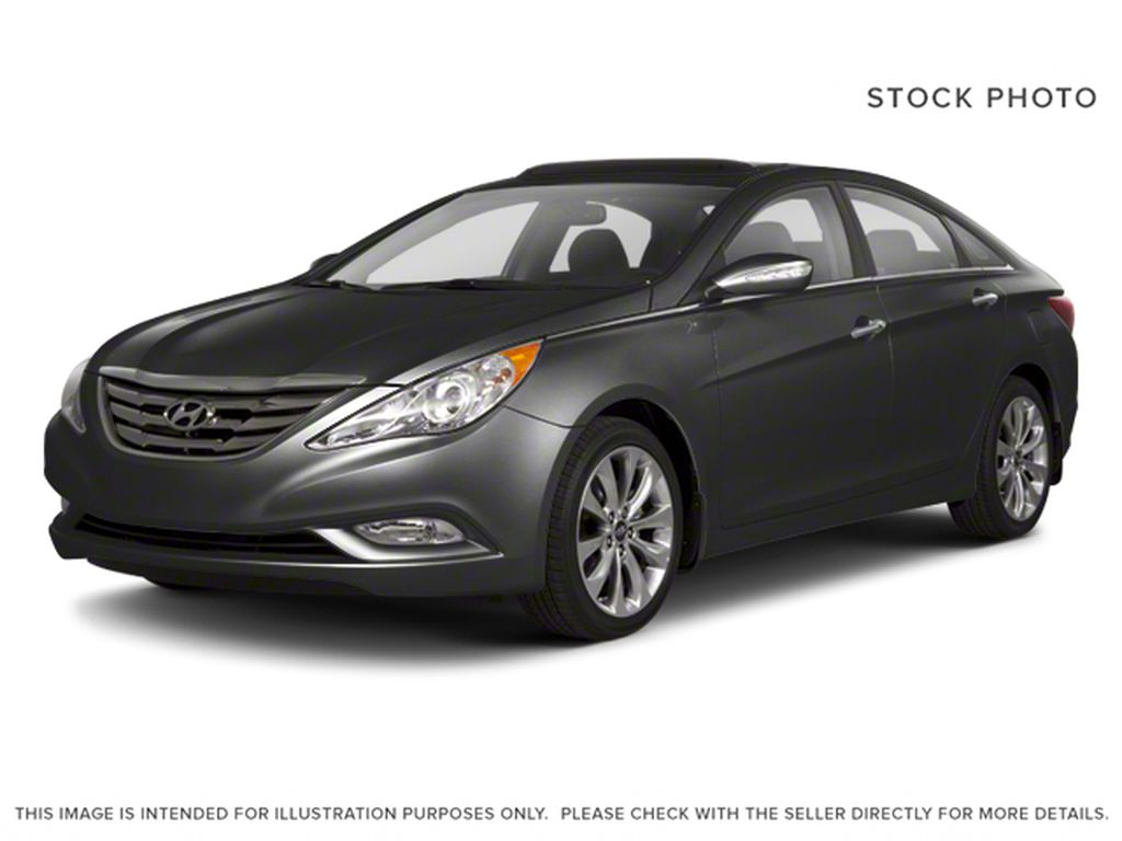 Gray[Harbour Grey Metallic] 2011 Hyundai Sonata