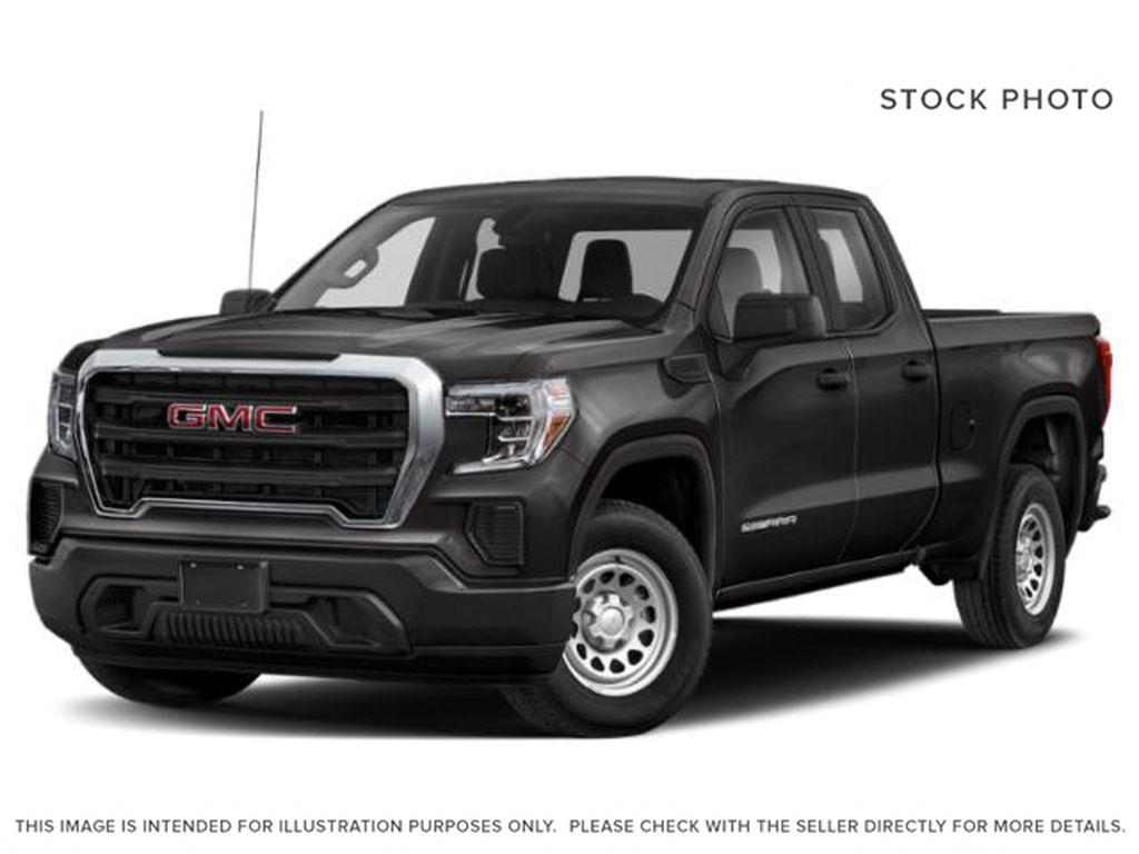 Black[Carbon Black Metallic] 2020 GMC Sierra 1500