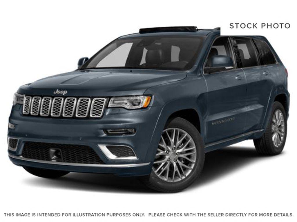 Blue[Slate Blue Pearl] 2021 Jeep Grand Cherokee