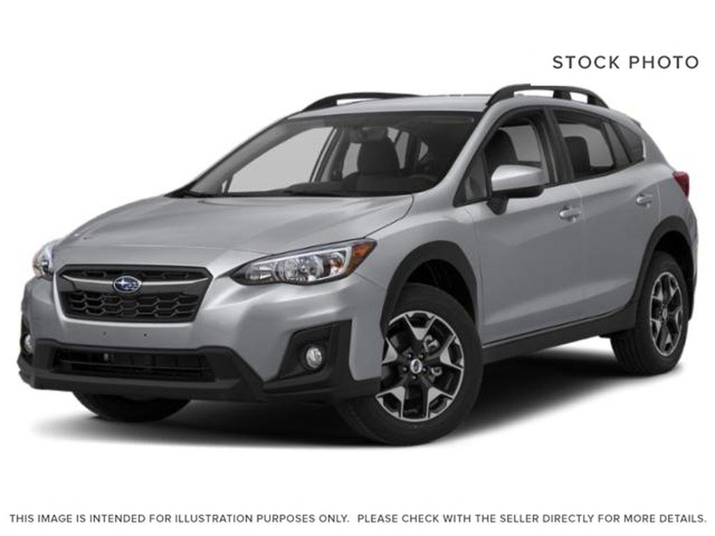 Silver[Ice Silver Metallic] 2019 Subaru Crosstrek