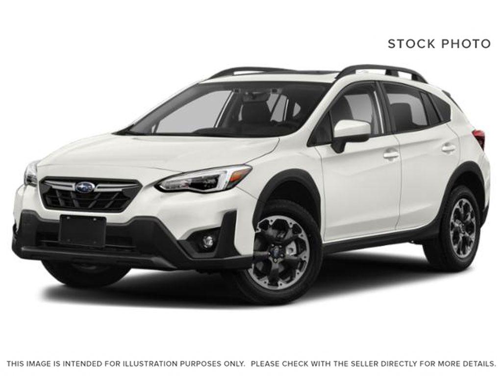 White[Crystal White Pearl] 2021 Subaru Crosstrek