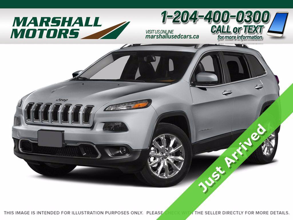 Silver[Billet Metallic] 2015 Jeep Cherokee