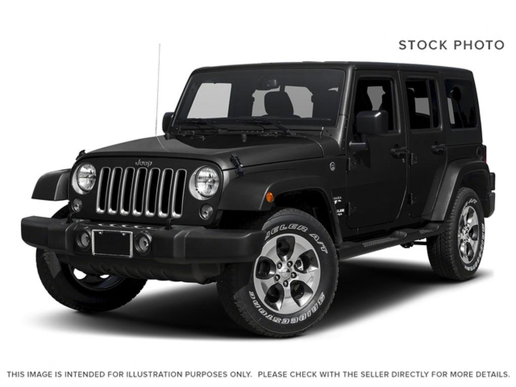 Black[Black] 2016 Jeep Wrangler Unlimited