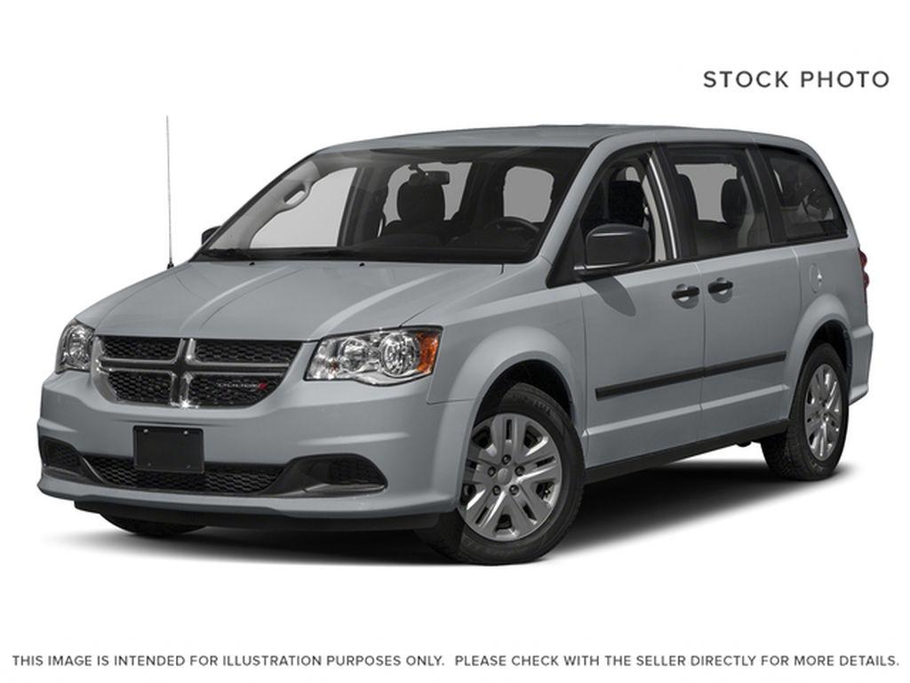 Silver[Billet Silver Metallic] 2016 Dodge Grand Caravan