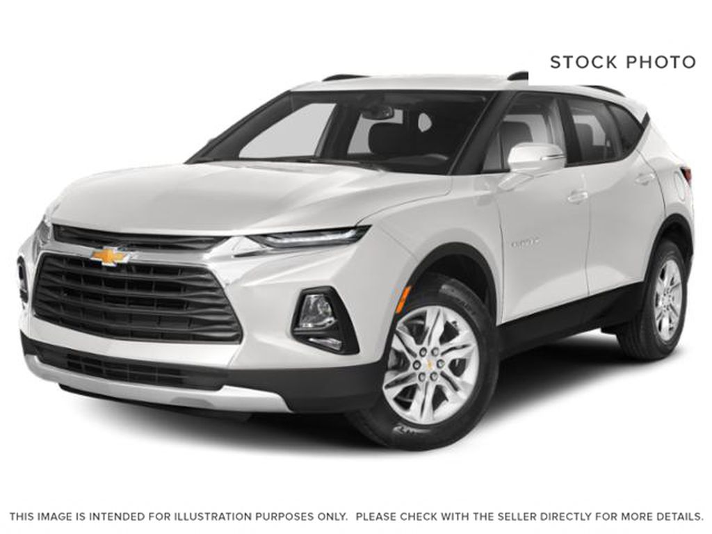 White[Summit White] 2019 Chevrolet Blazer