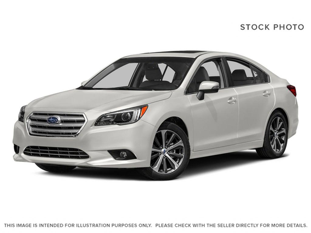 White[Crystal White Pearl] 2015 Subaru Legacy