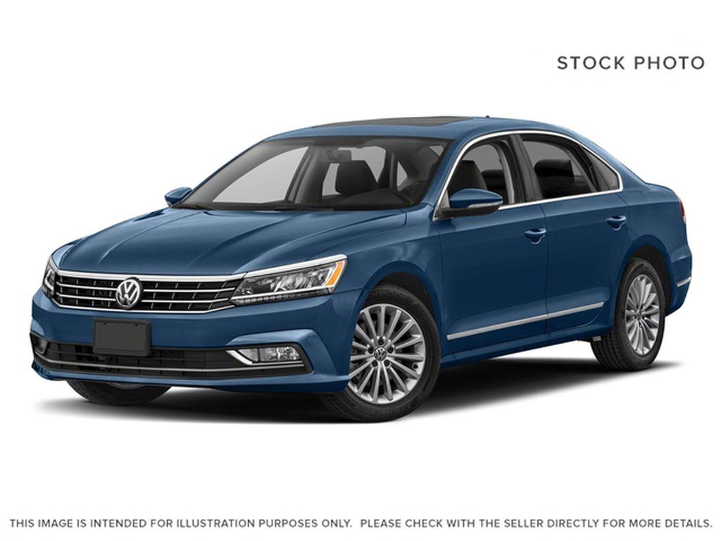 Blue[Tourmaline Blue Metallic] 2018 Volkswagen Passat