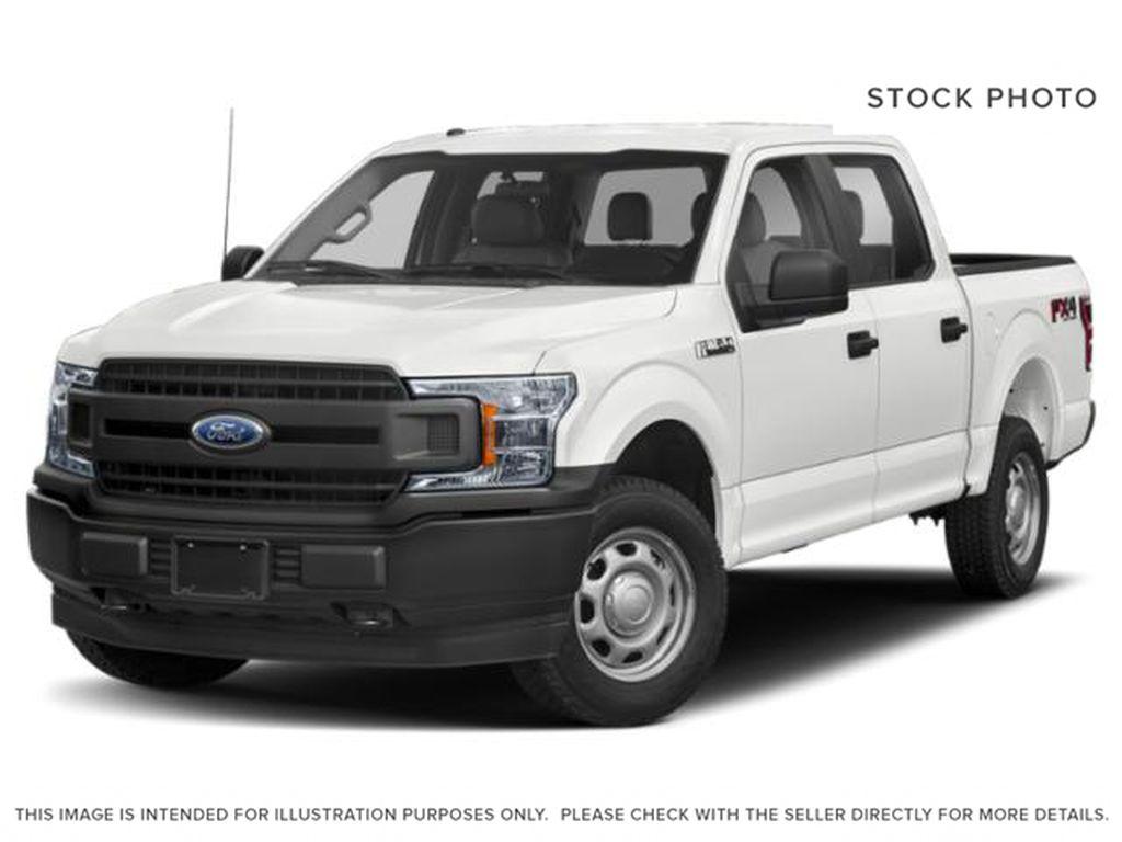 White[Oxford White] 2020 Ford F-150
