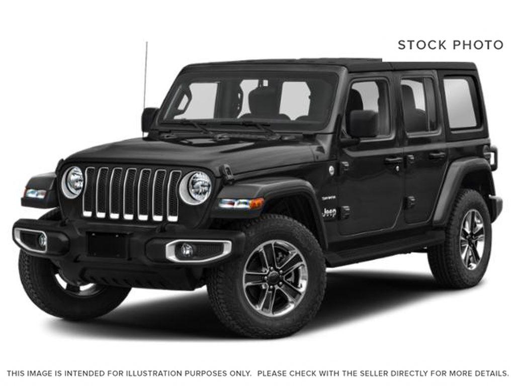 Black[Black] 2021 Jeep Wrangler