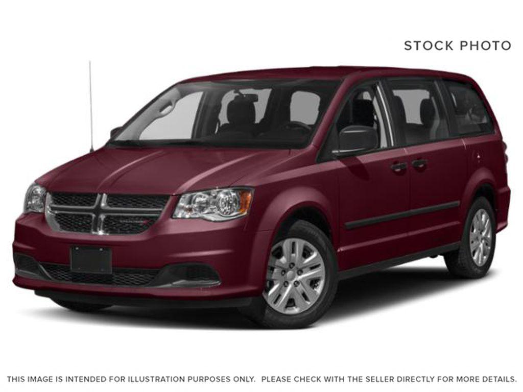 Red[Octane Red Pearl] 2019 Dodge Grand Caravan
