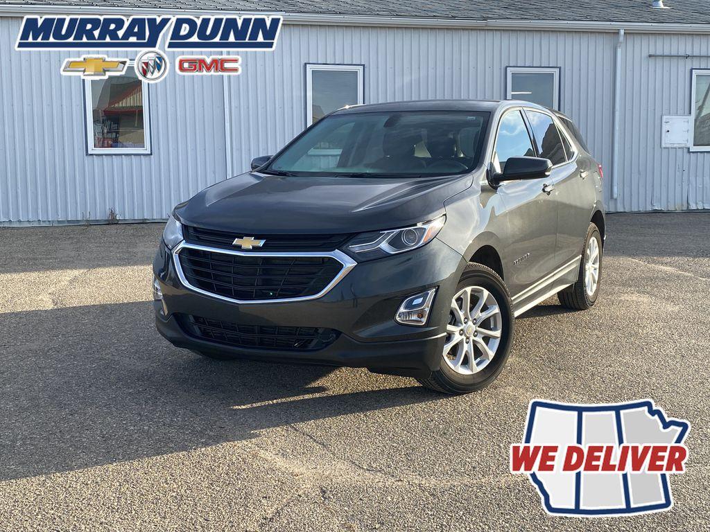 Nightfall Grey Met. 2019 Chevrolet Equinox LT