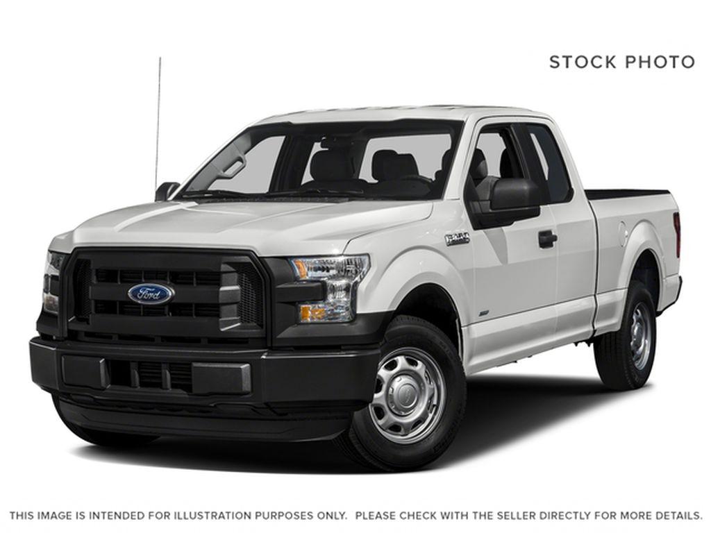 White[Oxford White] 2016 Ford F-150