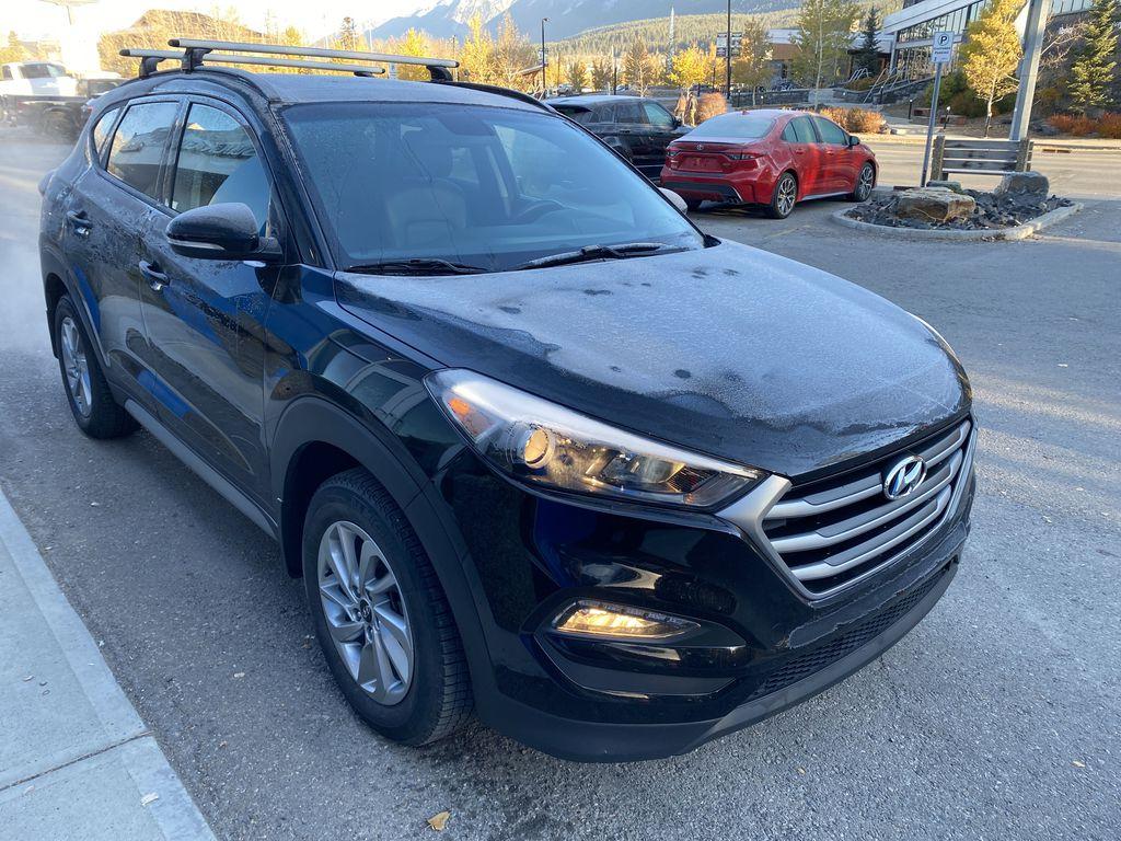 Black[Ash Black] 2018 Hyundai Tucson SE