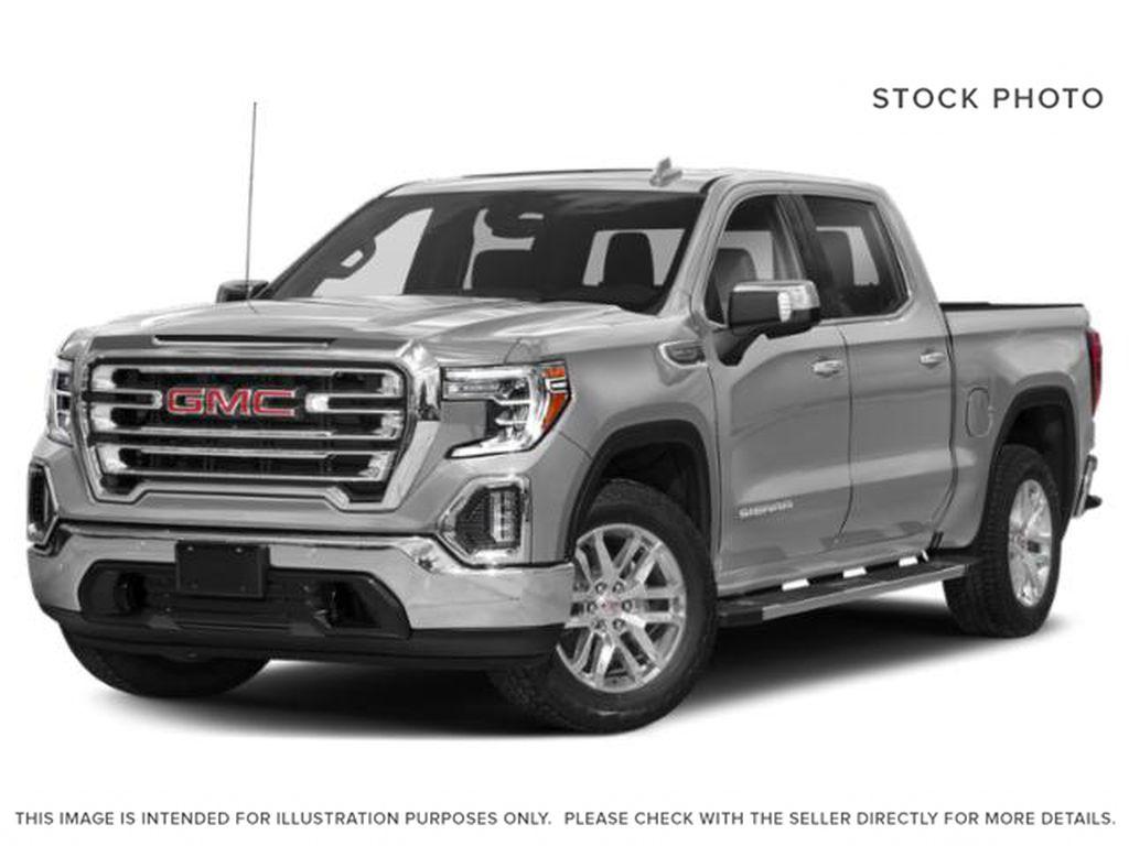 Quicksilver Metallic 2021 GMC Sierra 1500