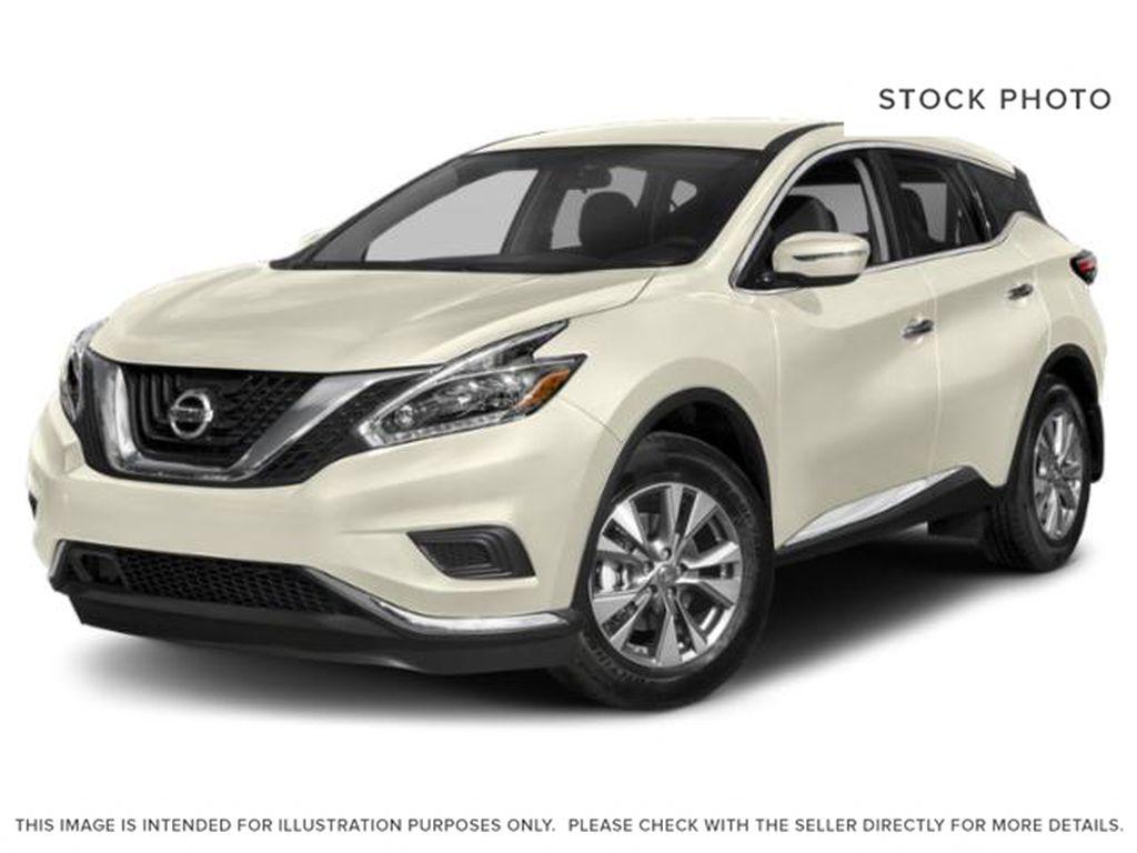 White[Pearl White] 2018 Nissan Murano