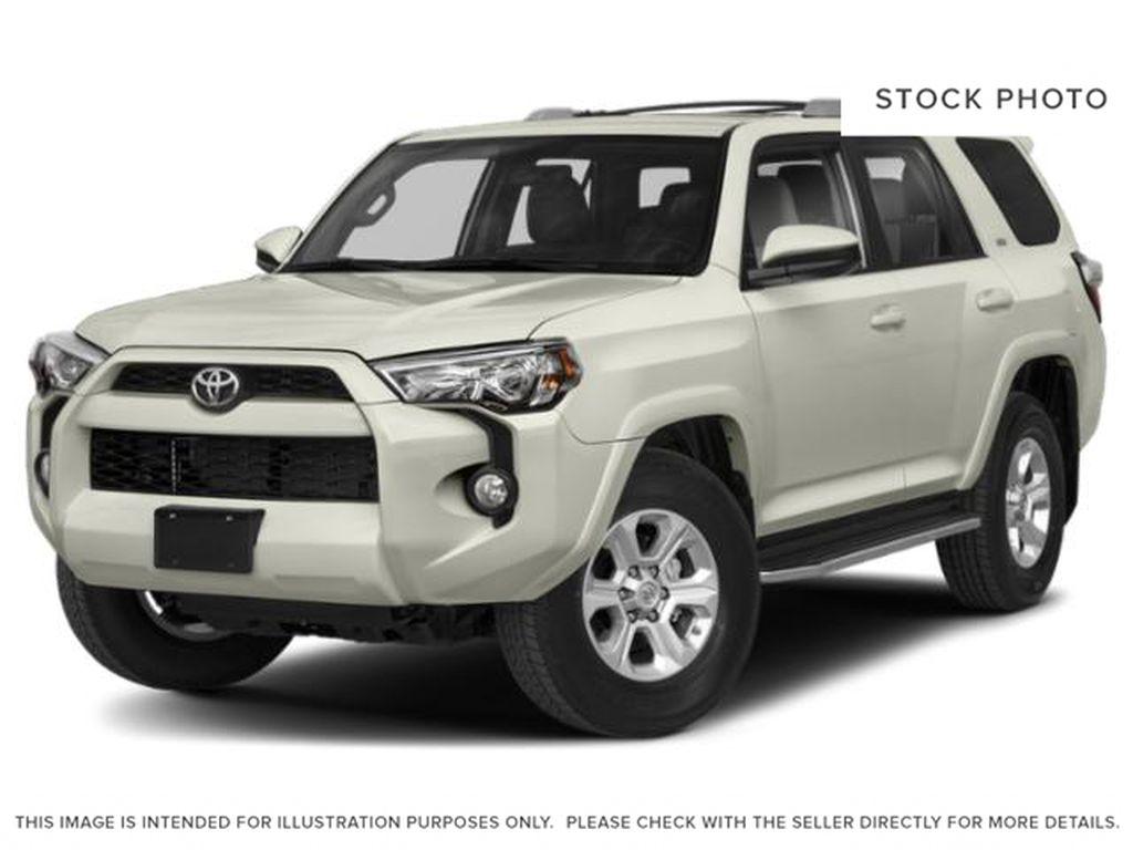 White[Blizzard Pearl] 2019 Toyota 4Runner