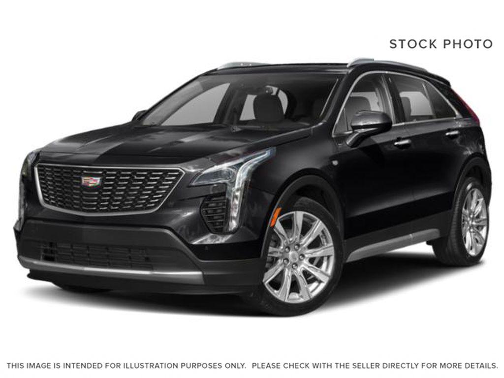 Black[Stellar Black Metallic] 2019 Cadillac XT4 Luxury