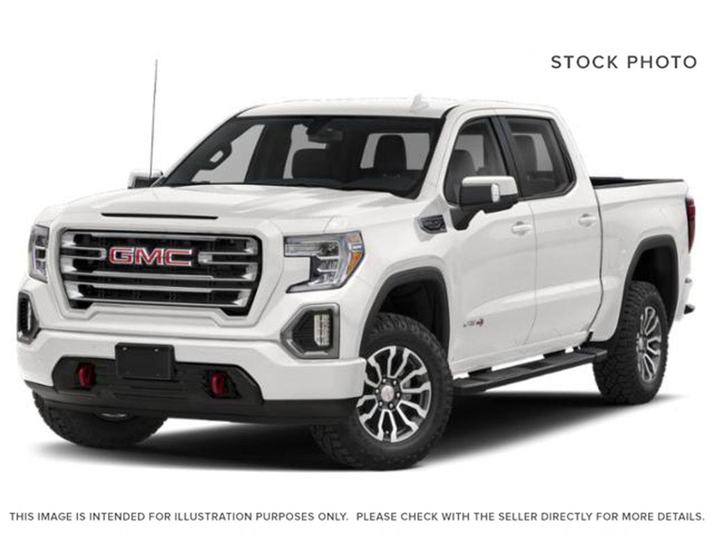 White[Summit White] 2021 GMC Sierra 1500