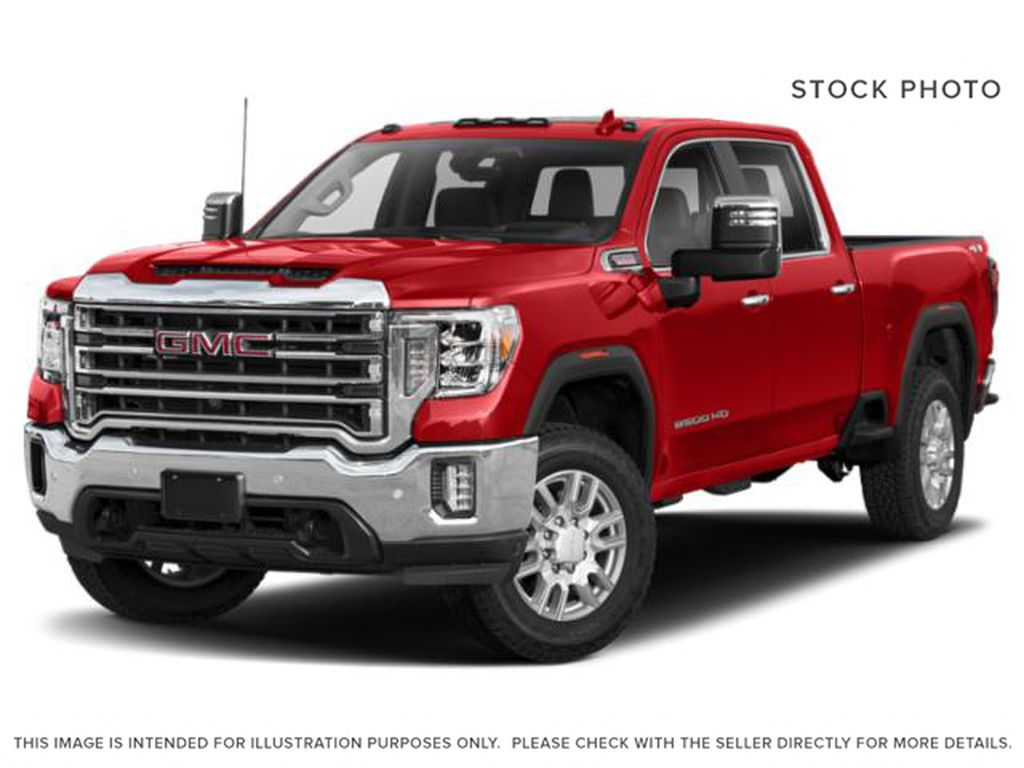 Red[Cayenne Red Tintcoat] 2022 GMC Sierra 2500HD