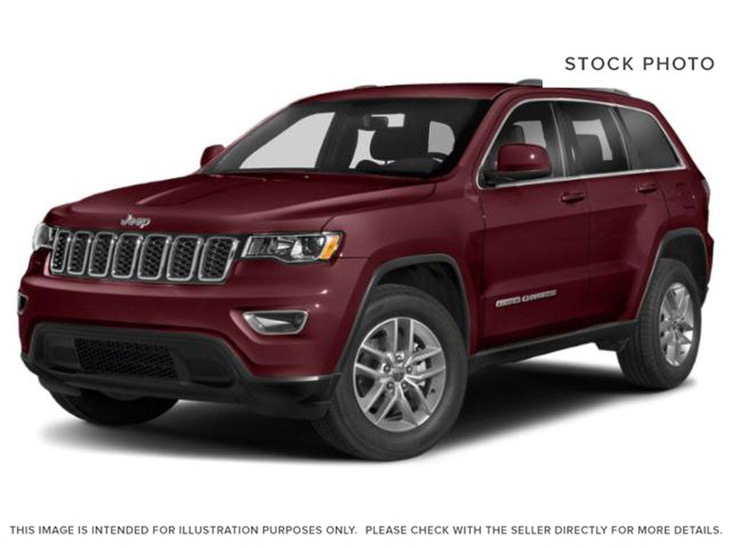 Red[Velvet Red Pearl] 2021 Jeep Grand Cherokee