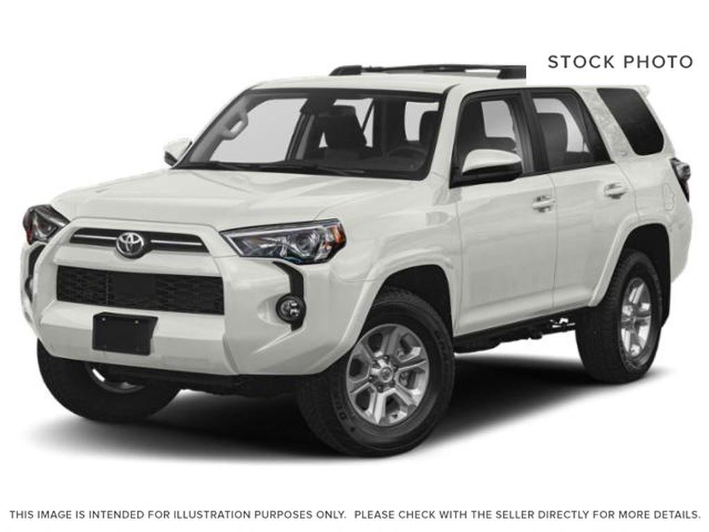 White[Blizzard Pearl] 2020 Toyota 4Runner