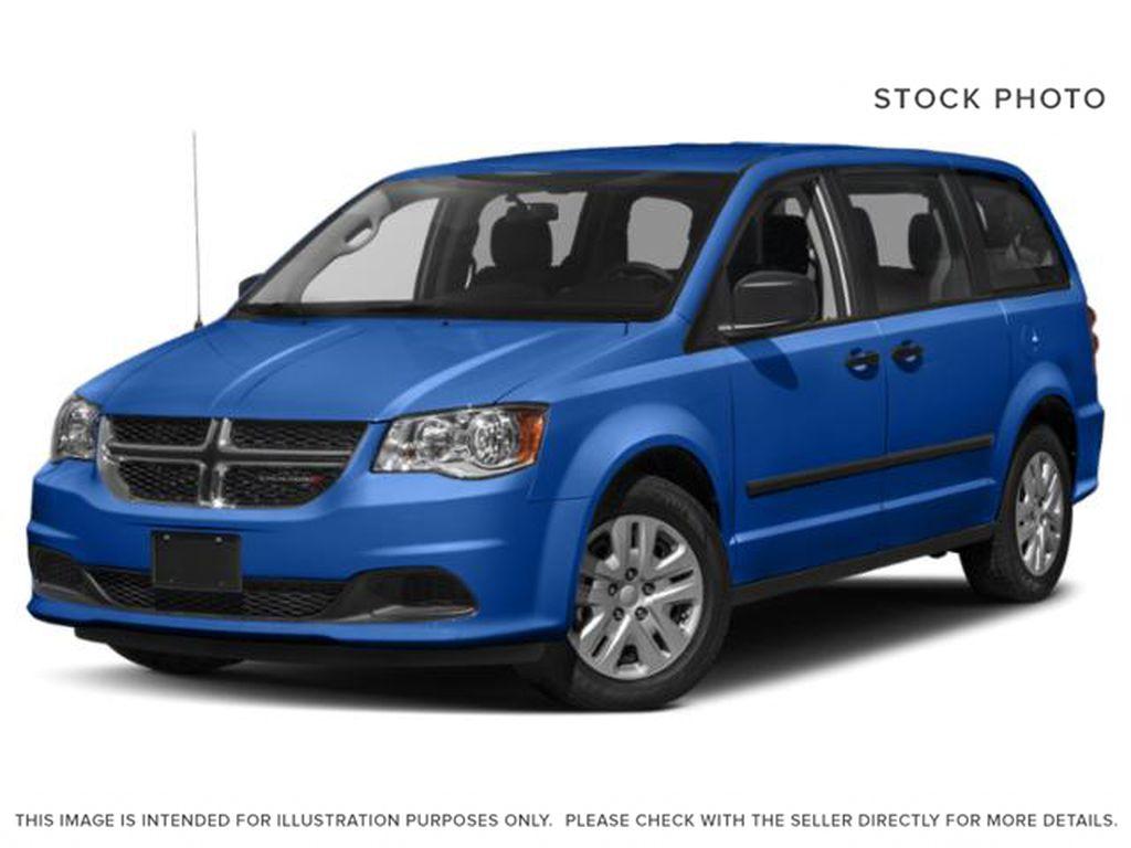 Blue[Indigo Blue] 2020 Dodge Grand Caravan