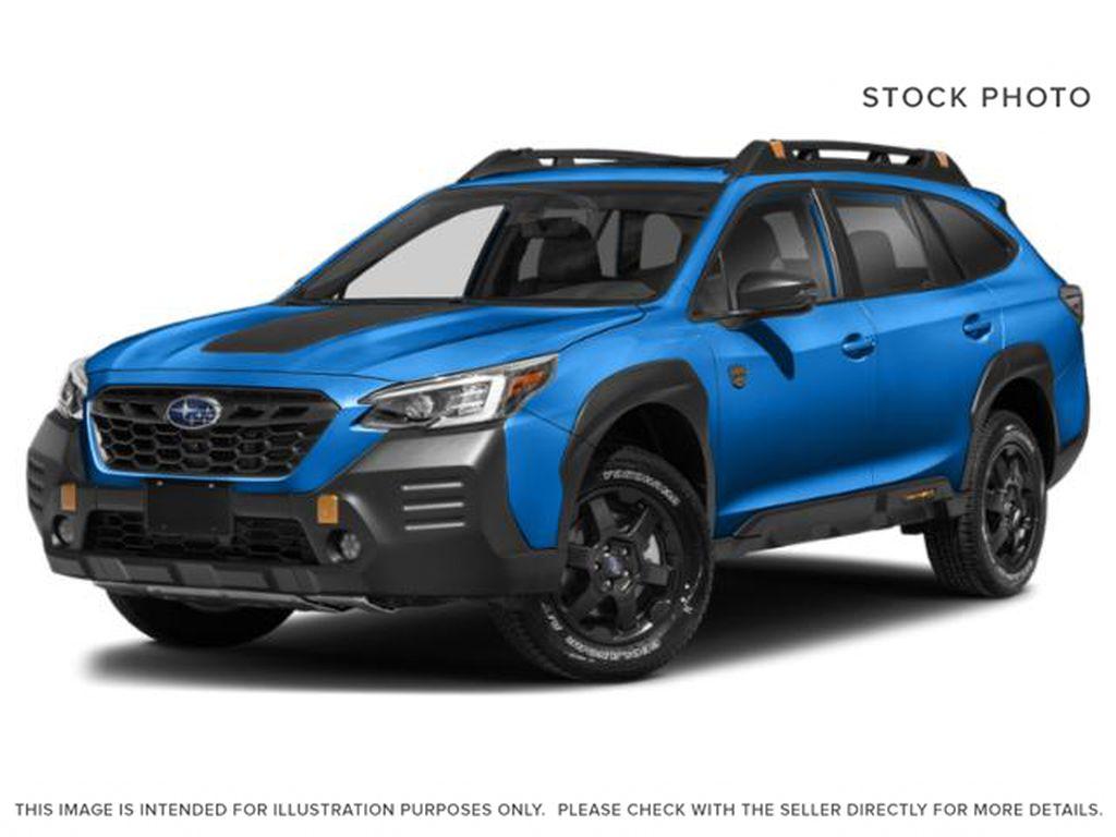 Blue[Geyser Blue] 2022 Subaru Outback