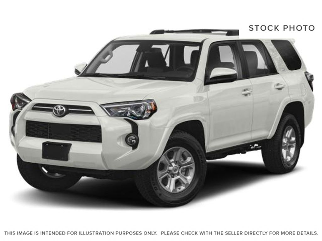 White[Blizzard Pearl] 2022 Toyota 4Runner Limited