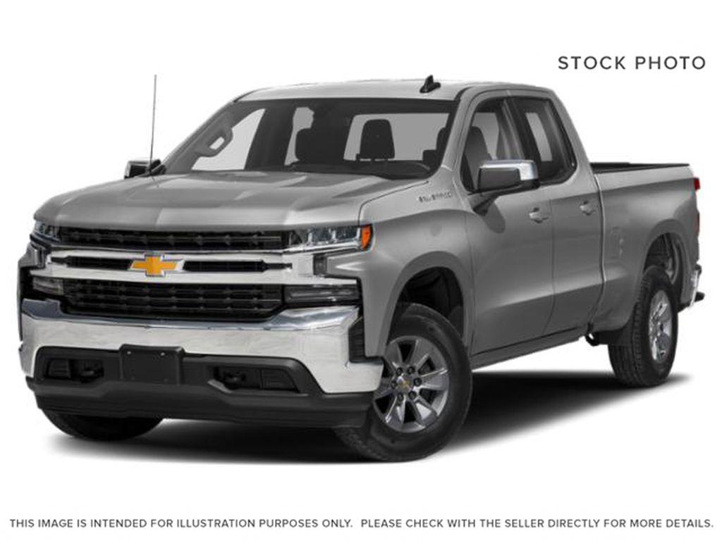 Silver[Silver Ice Metallic] 2021 Chevrolet Silverado 1500