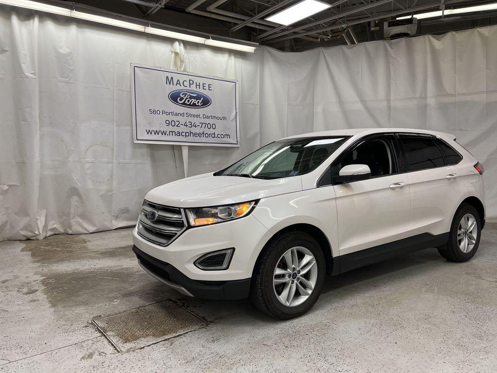 White[Oxford White] 2015 Ford Edge