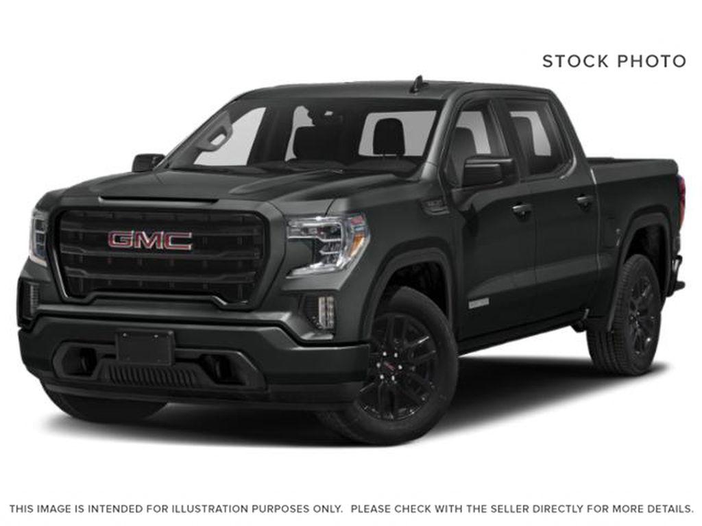 Gray[Dark Sky Metallic] 2021 GMC Sierra 1500