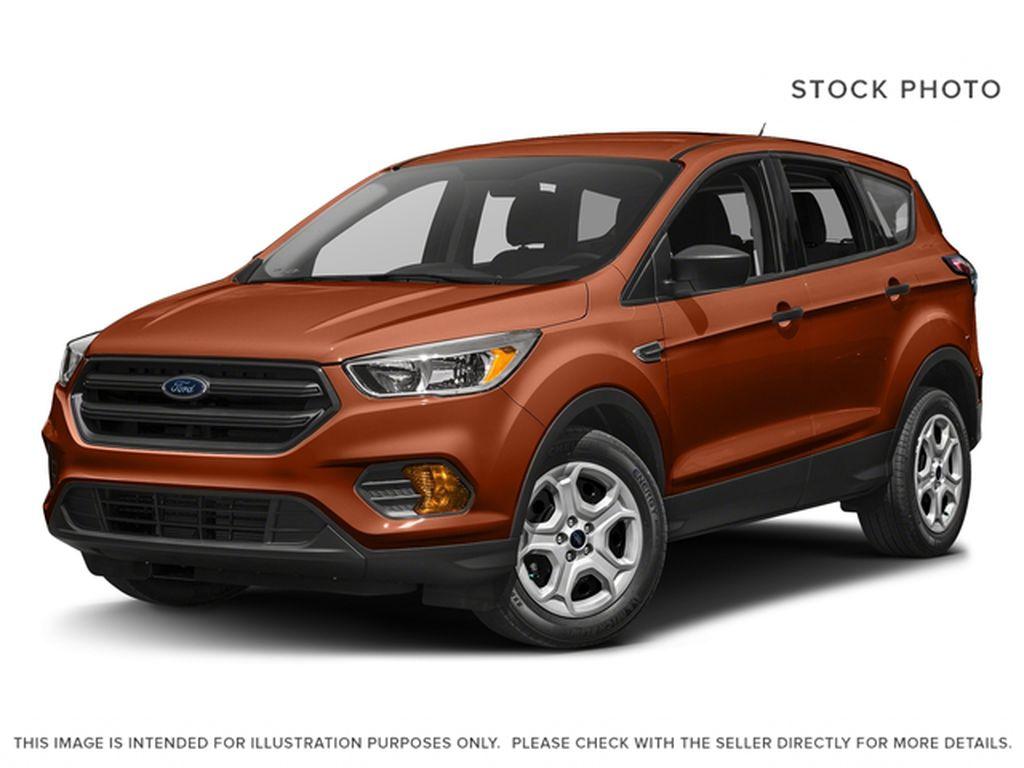 Orange[Canyon Ridge] 2017 Ford Escape