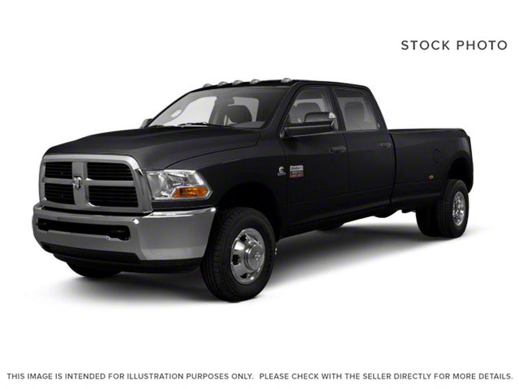 Black[Black] 2012 Ram 3500