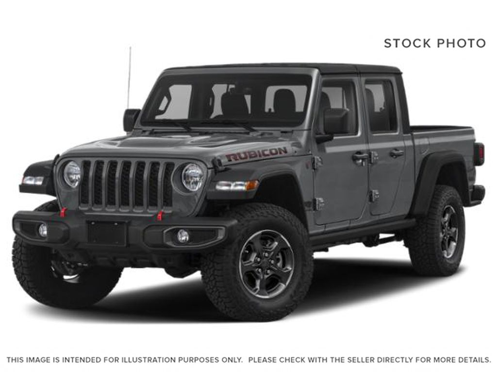 Silver[Billet Silver Metallic] 2021 Jeep Gladiator